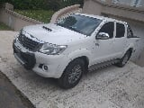 Foto Toyota Hilux 3.0 Cd Srv Cuero 4x4 5at - A4