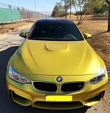 Foto BMW M4 Coupe 2016 20000 km impecable como 0 km